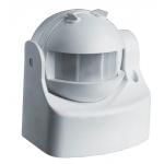 Fali mozgásérzékelő 180º-os, 2-12m távérzékelő Fehér, IP44 - VT277/W